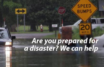 Are you prepared? Dial 407-602-7205